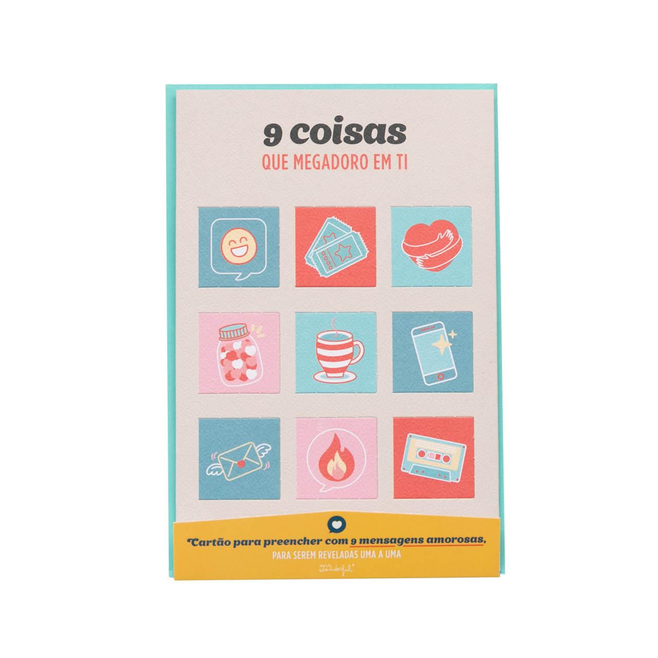 Postal Com Mensagens Secretas - 9 Coisas Que Megadoro...