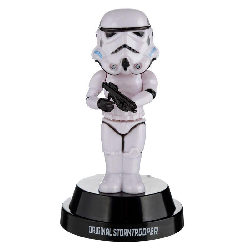 Boneco Solar Soldado Imperial Stormtroop