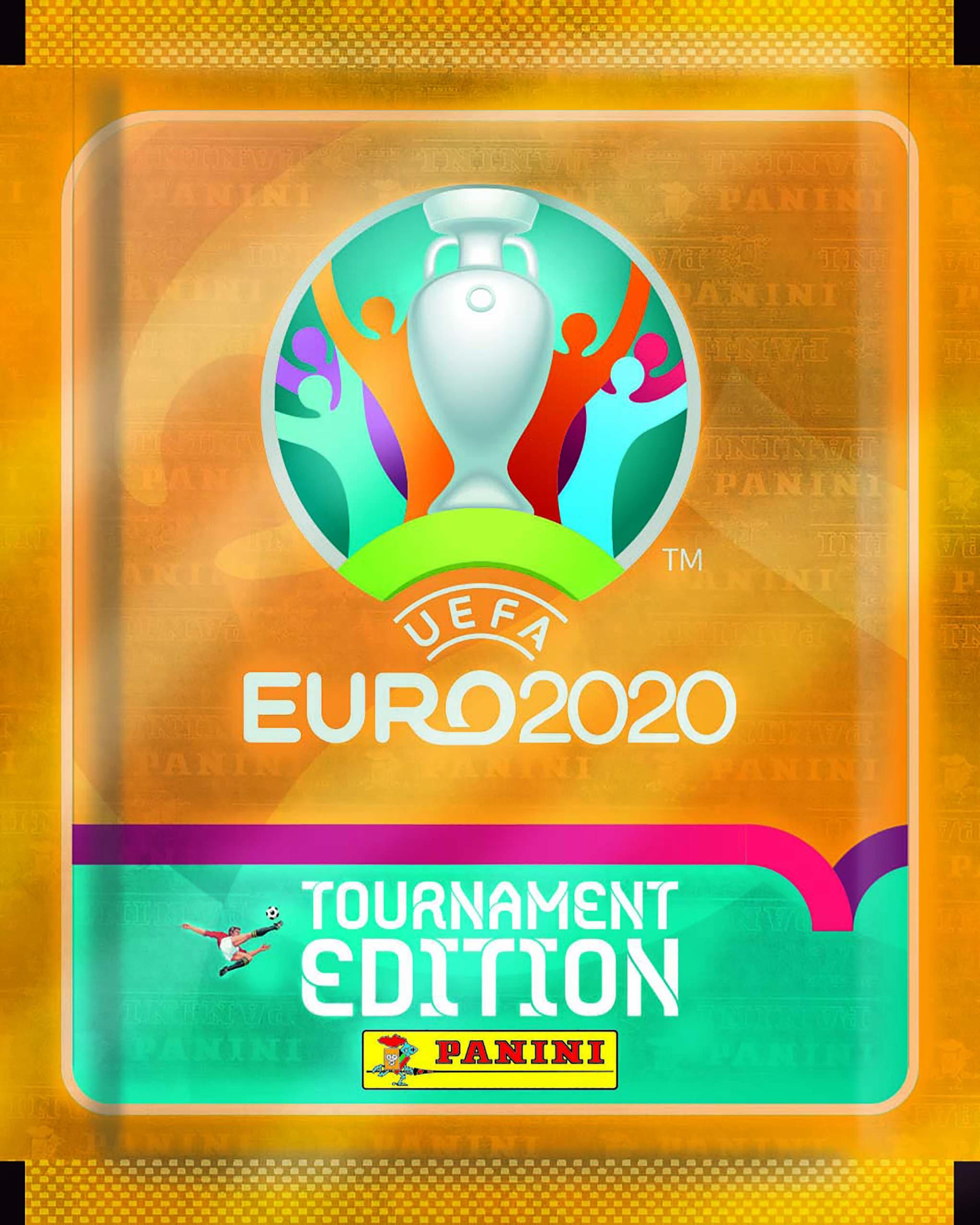 Saqueta Cromos Euro 2021