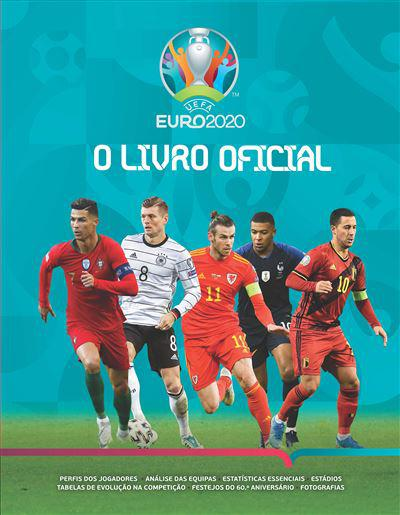Uefa Euro 2020 O Livro Oficial