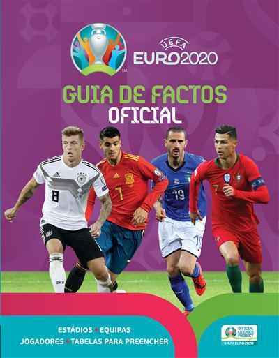 Uefa Euro 2020 Kids Guia De Factos