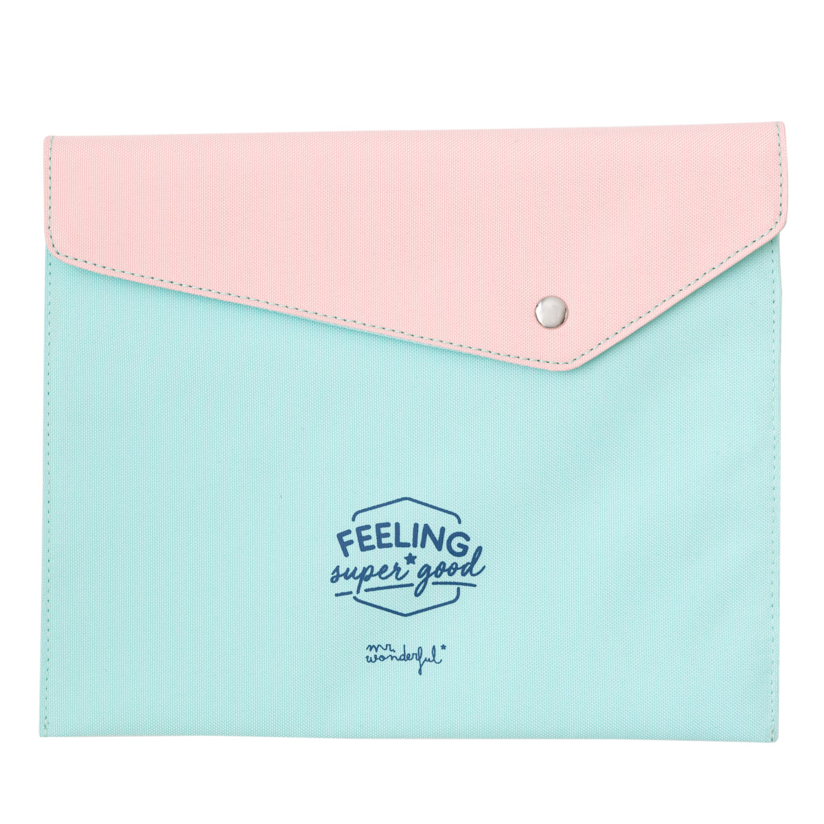 Porta Documentos - Feeling Super Good
