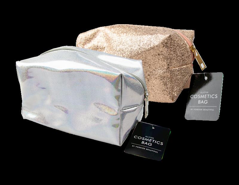 Bolsa Necessaire Glitter Sort