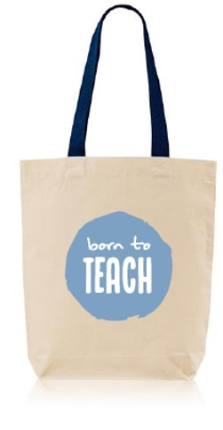 Tote Bag Teach