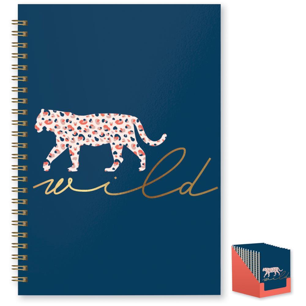 Caderno A5 Wild Nature
