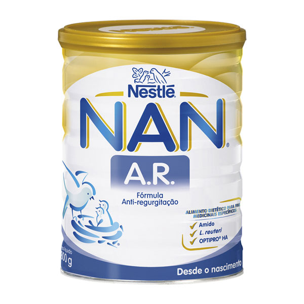 Leite AR Nan 1 emb. 800 g