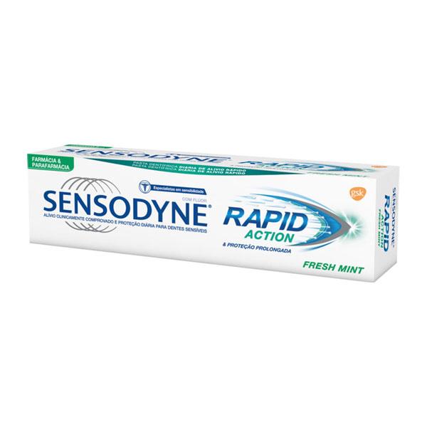 Pasta Sensodyne Rapid Freshmint Sensodyne emb. 75 ml