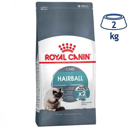 Ração para Gato Bolas de Pelo  Royal Canin (emb. 2 kg)