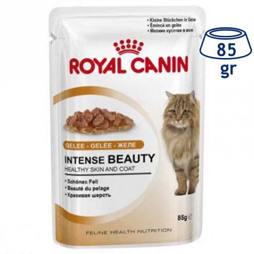 Comida Húmida para Gato Intensive Beauty Royal Canin (emb. 85 gr)