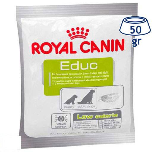 Snack para Cão Educ Royal Canin (emb. 50 gr)