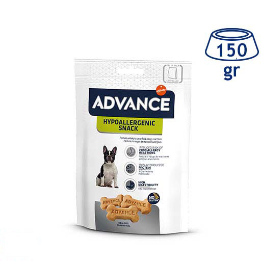 Snack Hipoalergénico Treat para Cão Affinity Advance (emb. 150 gr)