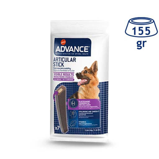 Snack Articular Care para Cão Affinity Advance (emb. 155 gr)