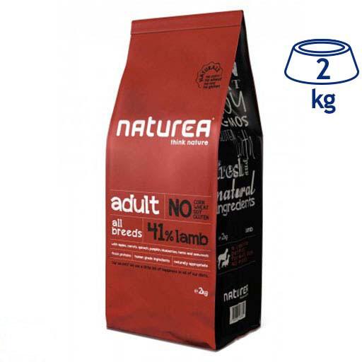 Ração para Cão Adulto Naturals Borrego Naturea (emb. 2 kg)