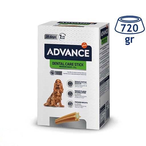 Snack Dental para Cão Affinity Advance (emb. 720 gr)