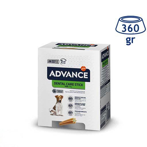 Snack Mini Dental para Cão Affinity Advance (emb. 360 gr)
