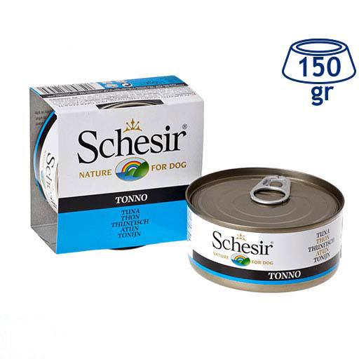 Comida Húmida para Cão Atum Schesir (emb. 150 gr)