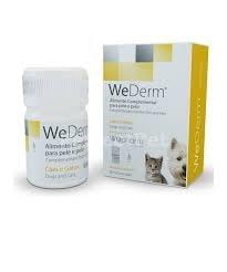 Suplemento para pelo e pele Wederm Solucao Oral (30 ml)