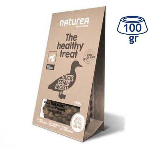 Snack Pato para Cão Naturea (emb. 100 gr)