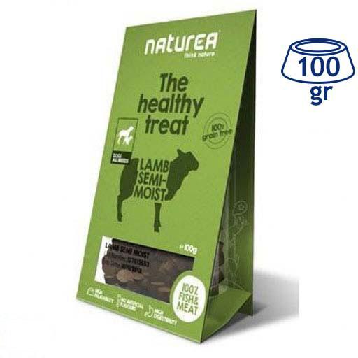 Snack Borrego para Cão Naturea (emb. 100 gr)