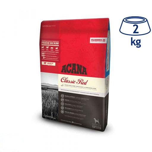 Ração para Cão Classics Red Acana (emb. 2 kg)