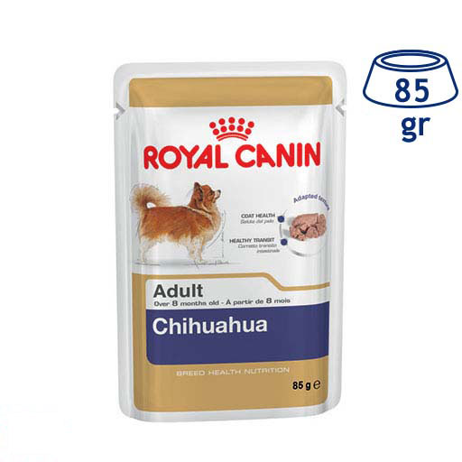 Comida Húmida para Cão Adulto Chihuahua Royal Canin (emb. 85 gr)