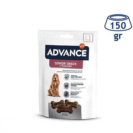 Snack para Cão Sénior +7 anos Affinity Advance (emb. 150 gr)