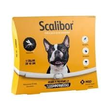 Coleira Antiparasitária Scalibor para Cão Pequeno (48 cm)