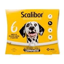 Coleira Antiparasitária Scalibor para Cão Grande (65 cm)