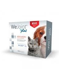 Protetor Articular Wejoint Plus Racas Pequenas e Gatos (30 Comp.)